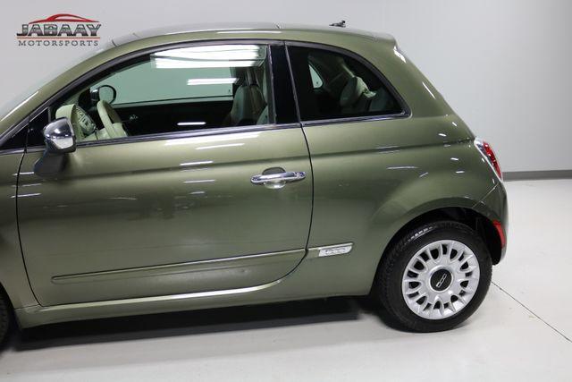 2012 Fiat 500 Lounge Merrillville, Indiana 31