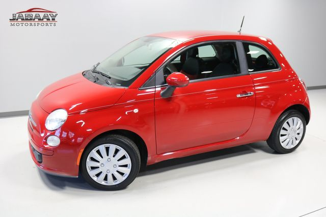 2012 Fiat 500 Pop Merrillville, Indiana 24