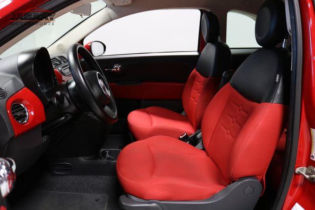 2012 Fiat 500 Pop Merrillville, Indiana 10