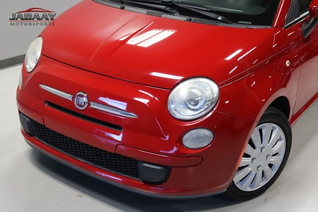 2012 Fiat 500 Pop Merrillville, Indiana 25