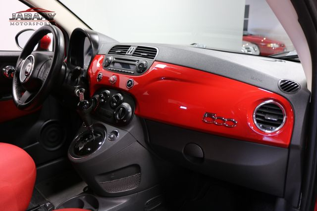 2012 Fiat 500 Pop Merrillville, Indiana 16