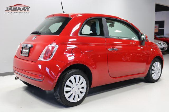 2012 Fiat 500 Pop Merrillville, Indiana 4