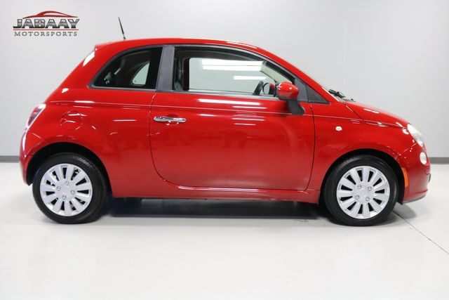 2012 Fiat 500 Pop Merrillville, Indiana 5