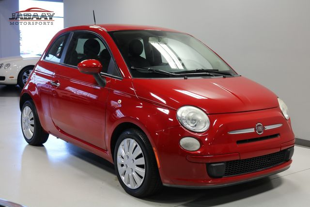 2012 Fiat 500 Pop Merrillville, Indiana 6