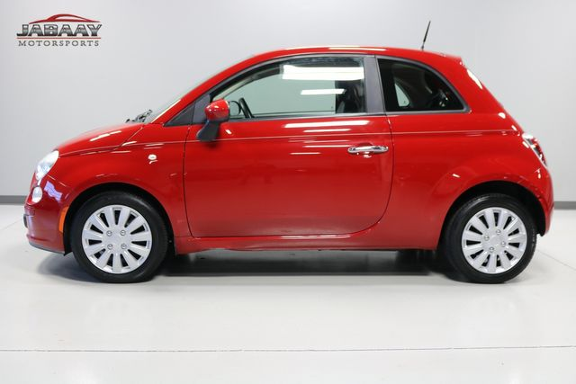 2012 Fiat 500 Pop Merrillville, Indiana 1