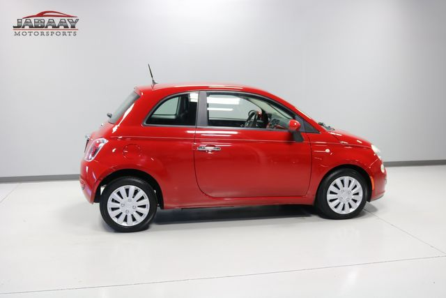 2012 Fiat 500 Pop Merrillville, Indiana 36