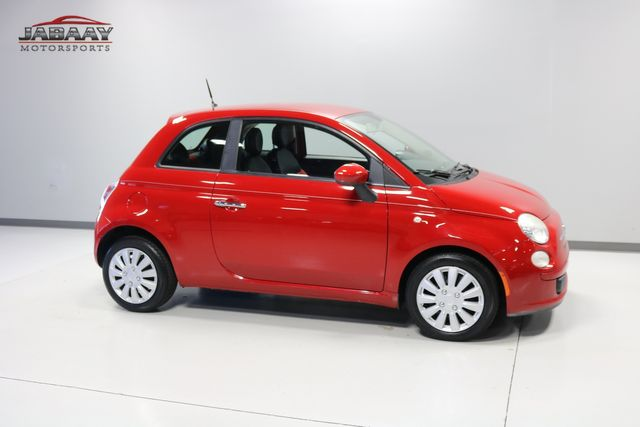 2012 Fiat 500 Pop Merrillville, Indiana 38