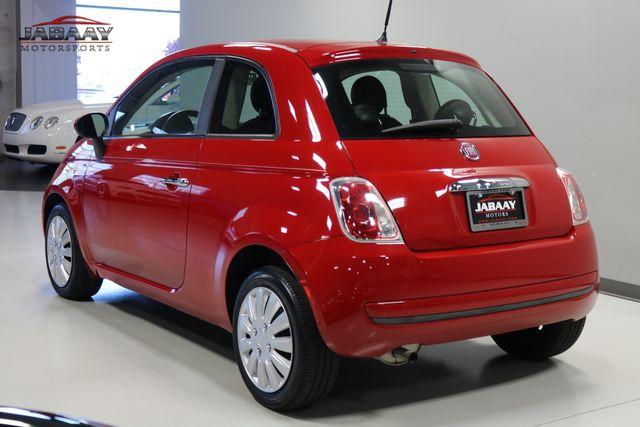 2012 Fiat 500 Pop Merrillville, Indiana 2