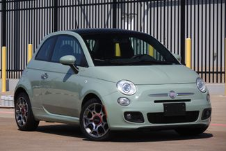 2012 Fiat 500 Sport* Sunroof* Manual* EZ Finance** | Plano, TX | Carrick's Autos in Plano TX