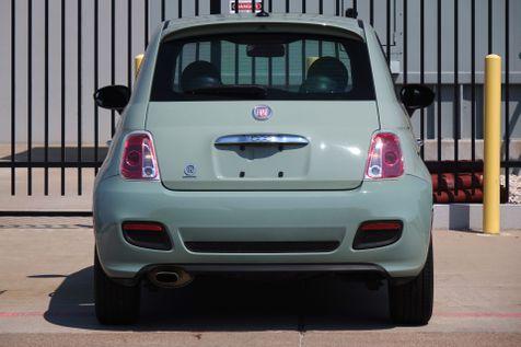 2012 Fiat 500 Sport* Sunroof* Manual* EZ Finance**   Plano, TX   Carrick's Autos in Plano, TX