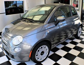 2012 Fiat 500 Pop in Pompano, Florida 33064