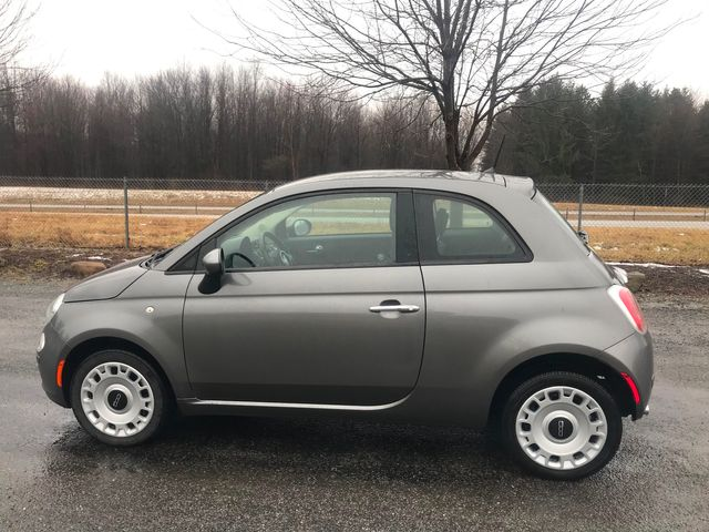 2012 Fiat 500 Pop Ravenna, Ohio 1