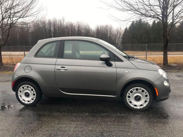 2012 Fiat 500 Pop Ravenna, Ohio 4