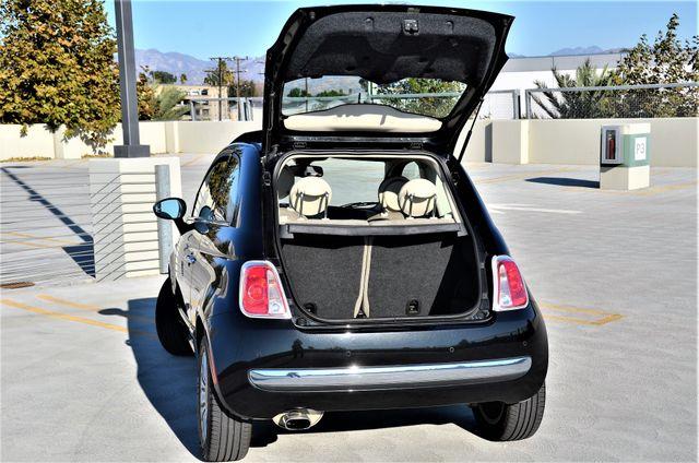 2012 Fiat 500 Lounge Reseda, CA 19