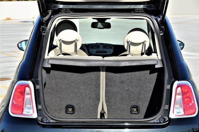 2012 Fiat 500 Lounge Reseda, CA 20