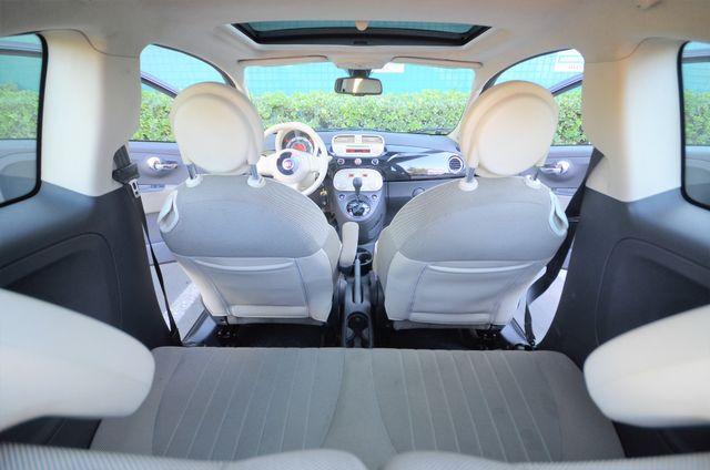 2012 Fiat 500 Lounge Reseda, CA 21