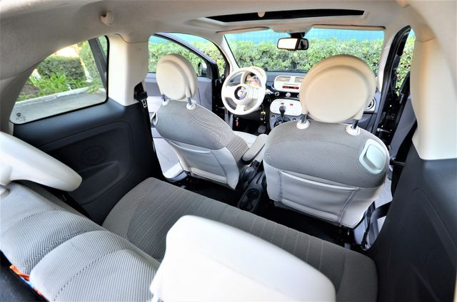 2012 Fiat 500 Lounge Reseda, CA 22