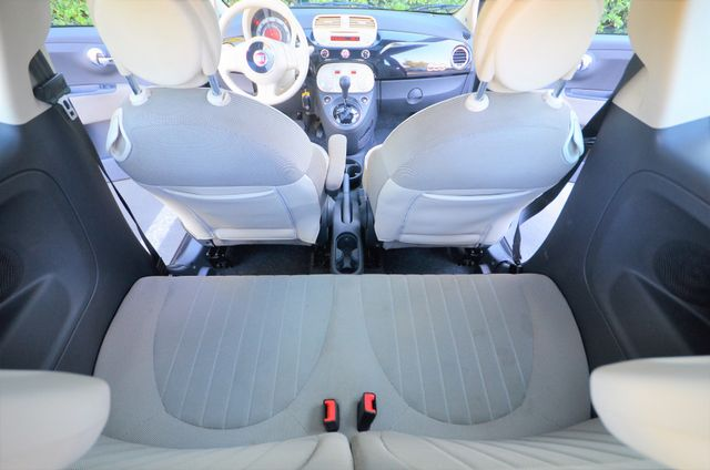 2012 Fiat 500 Lounge Reseda, CA 23