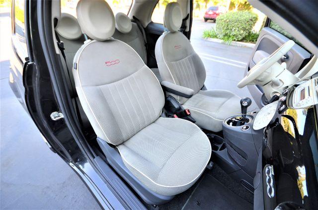 2012 Fiat 500 Lounge Reseda, CA 25