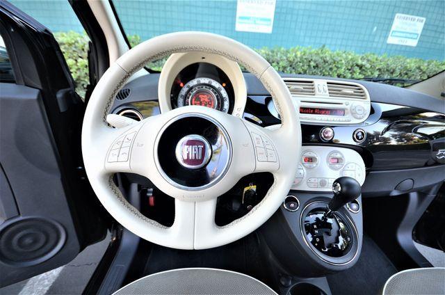 2012 Fiat 500 Lounge Reseda, CA 4