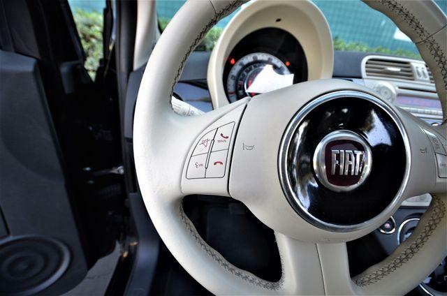 2012 Fiat 500 Lounge Reseda, CA 30