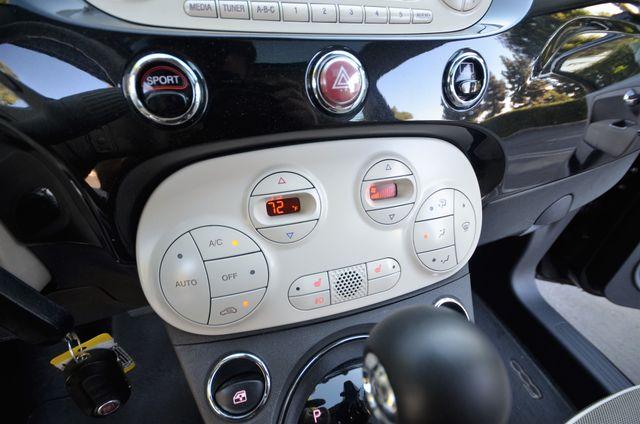 2012 Fiat 500 Lounge Reseda, CA 7