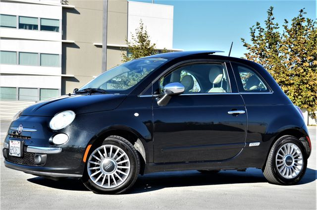 2012 Fiat 500 Lounge Reseda, CA 2