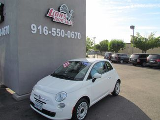 2012 Fiat 500 Pop Low Miles in Sacramento CA, 95825