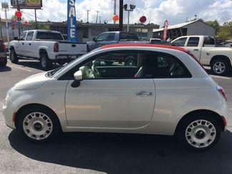 2012 Fiat 500 Pop  city TX  Clear Choice Automotive  in San Antonio, TX