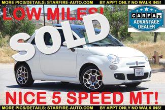 2012 Fiat 500 Sport Santa Clarita, CA