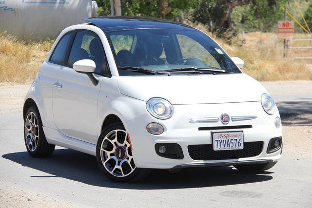 2012 Fiat 500 Sport Santa Clarita, CA 3