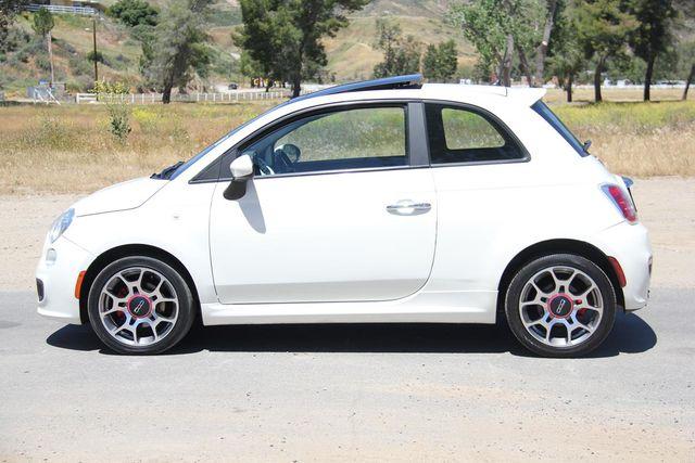 2012 Fiat 500 Sport Santa Clarita, CA 10