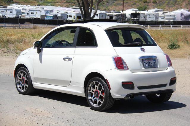2012 Fiat 500 Sport Santa Clarita, CA 5