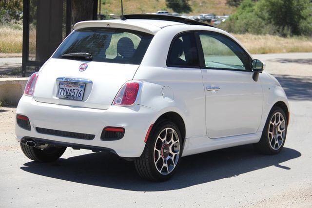 2012 Fiat 500 Sport Santa Clarita, CA 6