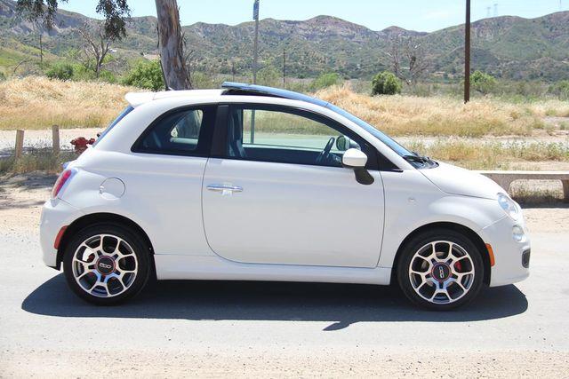 2012 Fiat 500 Sport Santa Clarita, CA 11