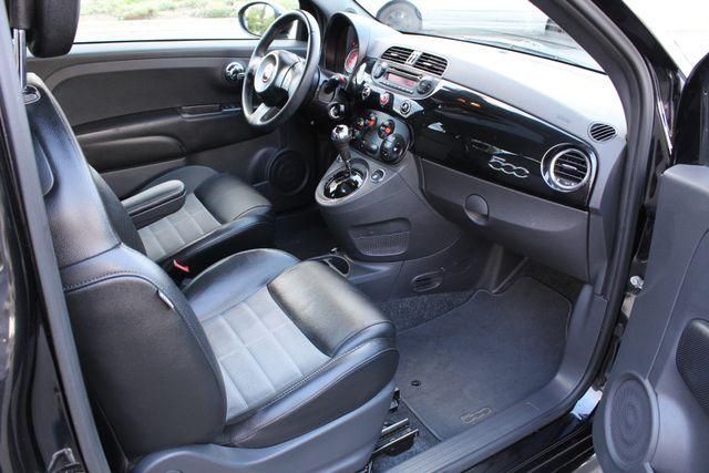 2012 Fiat 500 SPORT PKG 21K MLS SERVICE RECORDS in Woodland Hills CA, 91367