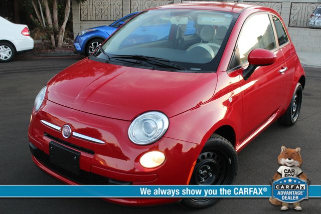 2012 Fiat 500 Pop ONE ONWER