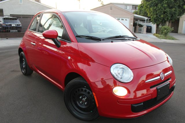 2012 Fiat 500 Pop ONE ONWER in Van Nuys, CA 91406
