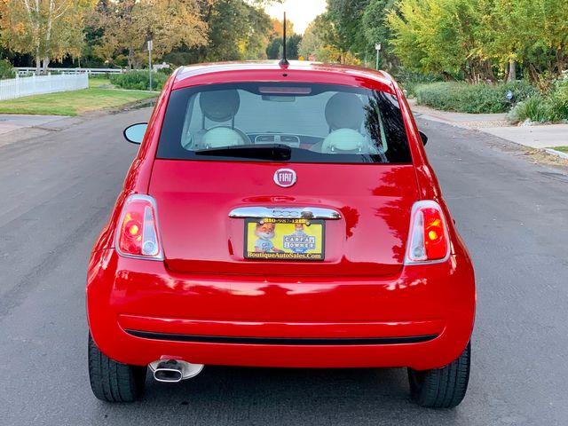 2012 Fiat 500 POP 1-OWNER MANUAL 59K MILES SERVICE RECORDS in Van Nuys, CA 91406