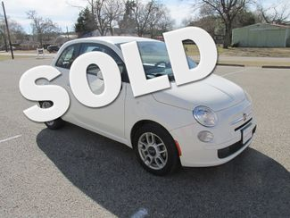 2012 Fiat 500 Pop  city TX  StraightLine Auto Pros  in Willis, TX