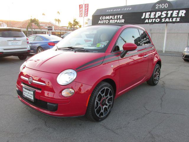 2012 Fiat 500c Pop in Costa Mesa, California 92627