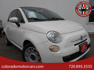 2012 Fiat 500c Pop in Englewood, CO 80110