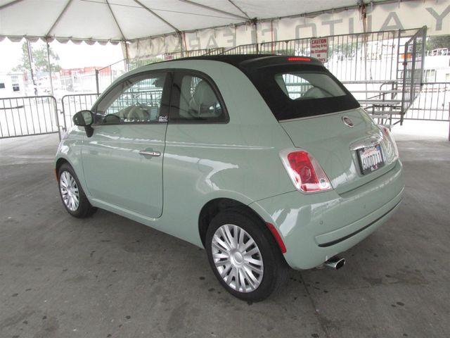 2012 Fiat 500c Pop Gardena, California 1