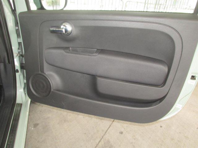 2012 Fiat 500c Pop Gardena, California 13