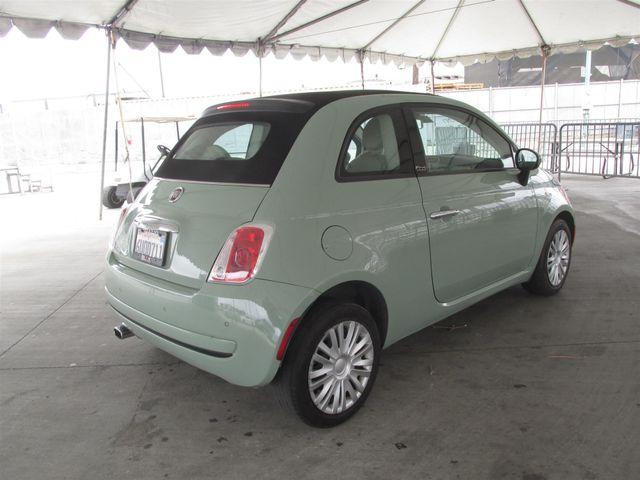 2012 Fiat 500c Pop Gardena, California 2