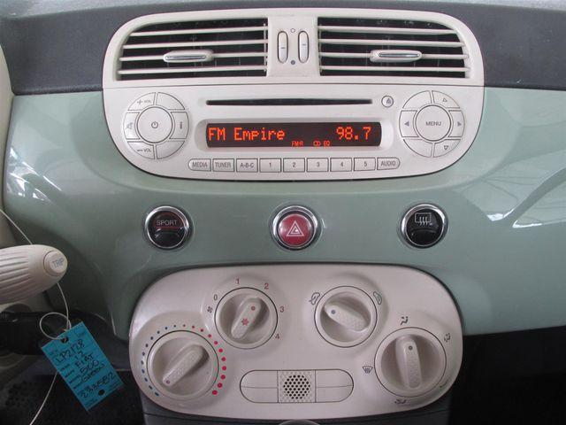 2012 Fiat 500c Pop Gardena, California 6