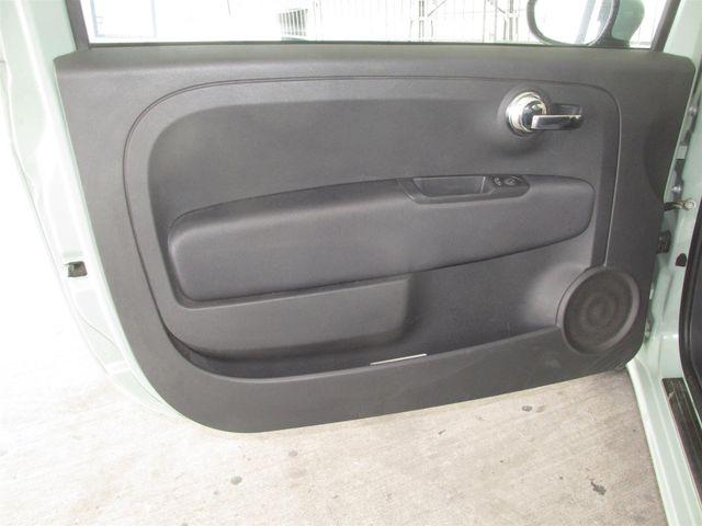 2012 Fiat 500c Pop Gardena, California 9