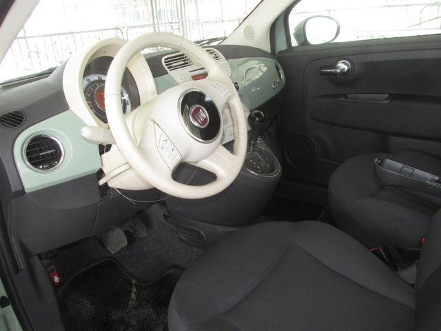 2012 Fiat 500c Pop Gardena, California 4