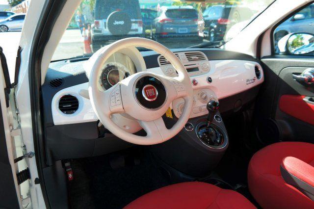 2012 Fiat 500c Pop Hialeah, Florida 10