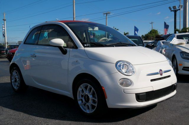 2012 Fiat 500c Pop Hialeah, Florida 2